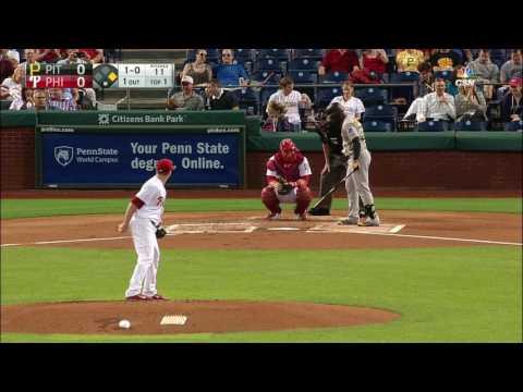 September 12, 2016-Pittsburgh Pirates vs. Philadelphia Phillies