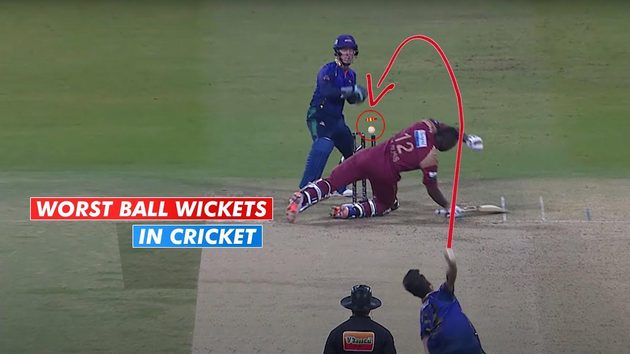 8 Worst Balls to get Wicket | Cricket 18