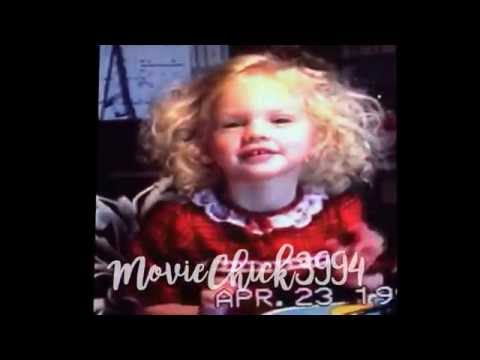 Taylor Swift Childhood Rare Videos