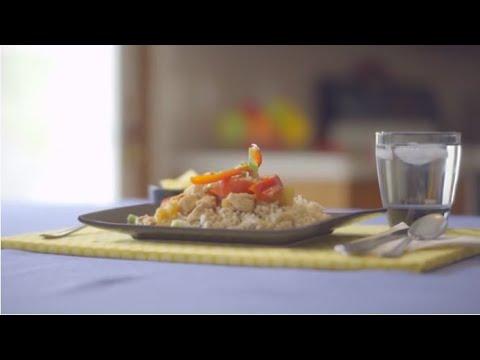 Aloha Chicken Recipe Video | ONIE - Oklahoma Nutritional Information and Education