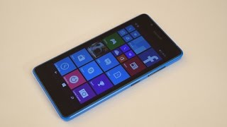 Microsoft Lumia 540 Dual SIM Review Videos