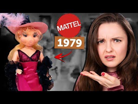 """""""Барби-cвинья""""😱 Нашла насекомых в кукле Gorgeous Creatures 1979: история, обзор, распаковка"""