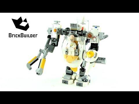 Download Lego Batman 70920 Egghead Mech Food Fight - Lego Speed Build