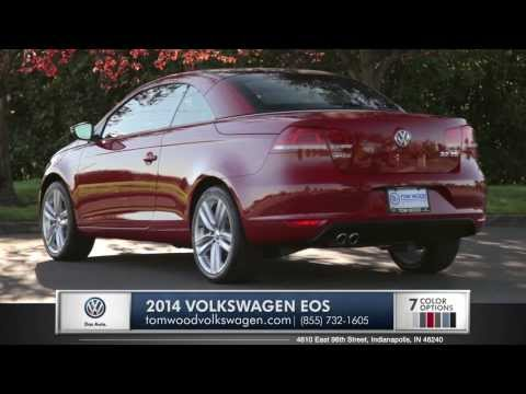 2014 VW EOS Walk-around | Tom Wood VW of Carmel & Indianapolis, IN