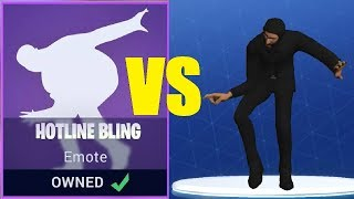 *NEW* Fortnite Season 4 EMOTES/DANCES LEAKED (THE CRANK, HOTLINE BLING, CIRCLE FINGER & MORE!)