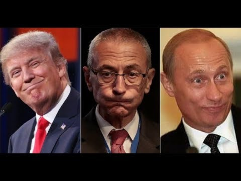 TRUMP JUST GAVE JOHN PODESTA A NASTY SURPRISE AT THE G 20, PUTIN IS LAUGHING HIS BUTT OFF!
