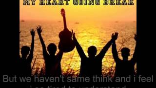 Video Threesixty Skatepunk -  My Heart Going Break With Lyric On Screen download MP3, 3GP, MP4, WEBM, AVI, FLV Maret 2018