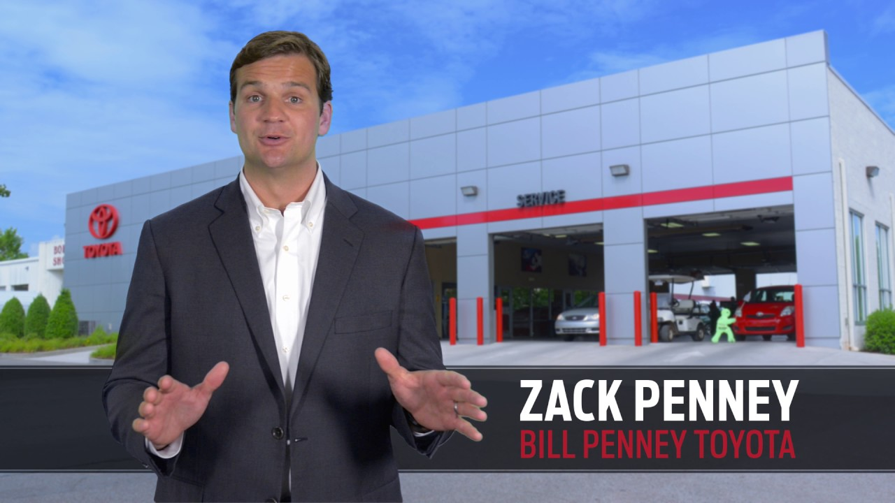 Bill Penney Toyota >> Collision Center Bill Penney Toyota Huntsville Al