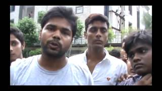 Mahamaya Technical University Noida students protested - demand special carryover exam