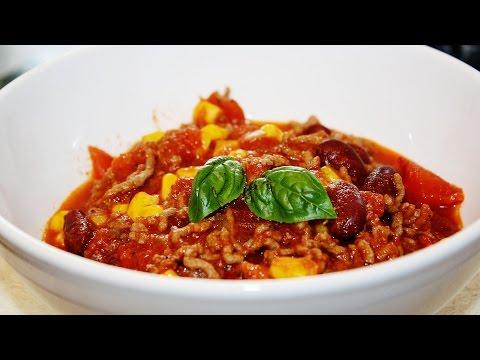 REZEPT: BACON BEEF CHILI – schnell und einfach selber machen!