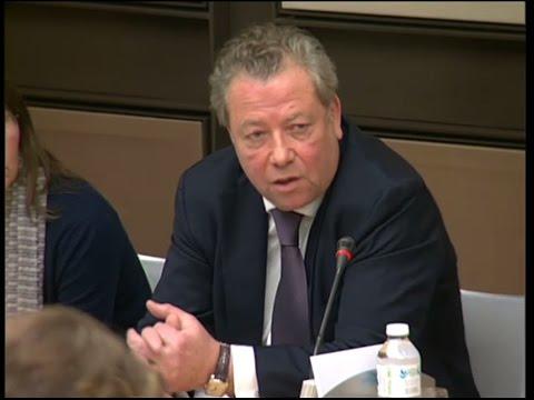 Audition de Maître Olivier Morice, avocat au barreau de Paris