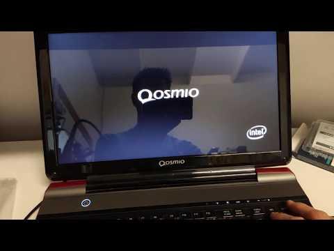 For Toshiba Qosmio X770-118 CPU Fan