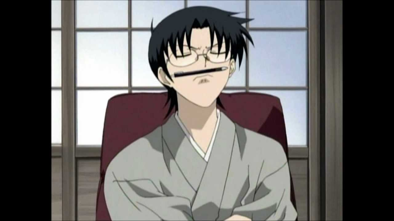Image result for fruits basket anime shigure