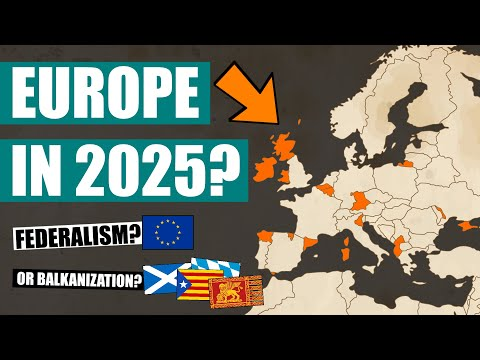 What Will Europe Look Like In 2025?
