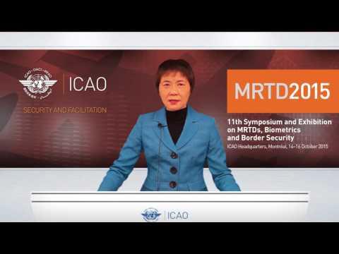ICAO SG Addresses MRTD Symposium 2015