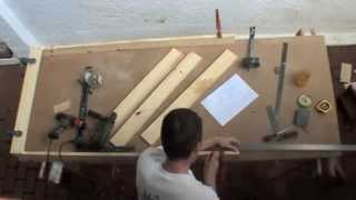 Speed Woodworking: Bunk Beds Part 1