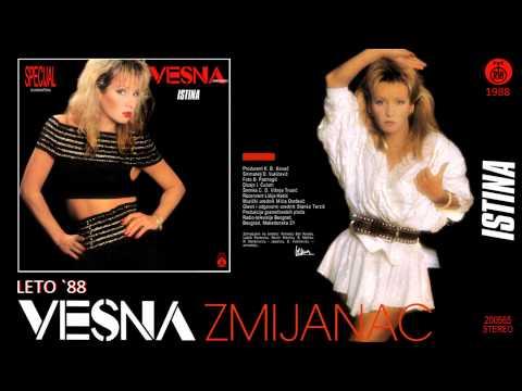 Vesna Zmijanac - Leto '88 - (Audio 1988)