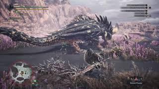 MH:World Beta Nergigante vs Charge Blade (10:00)