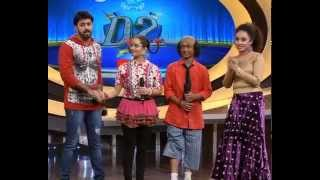 D2 D 4 Dance Ep 50 I 50th episode celebrations with Shamna Kasim I Mazhavil Manorama