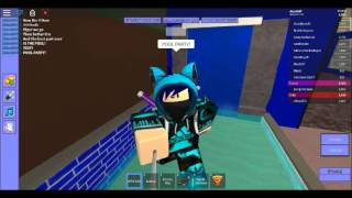Roblo/FIRST VLOG EVER ON ROBLOX!