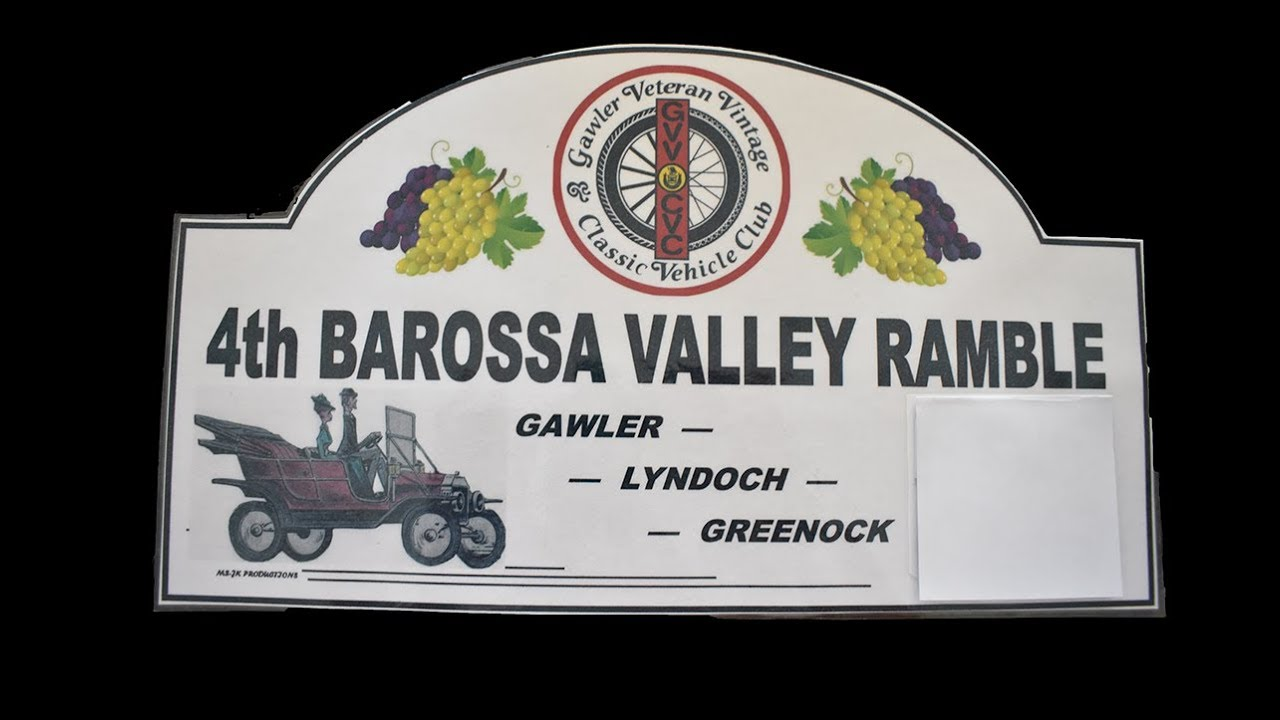 Barossa Valley Ramble 2019