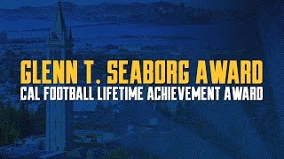Cal Football: Glenn T. Seaborg Award