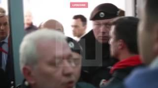 Mutko against fan / Фанат высказал претензии Мутко