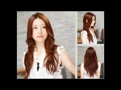 model rambut wanita korea 2013   youtube