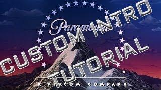 Eigenes Paramount Intro erstellen (Tutorial) [Deutsch]+Free Template