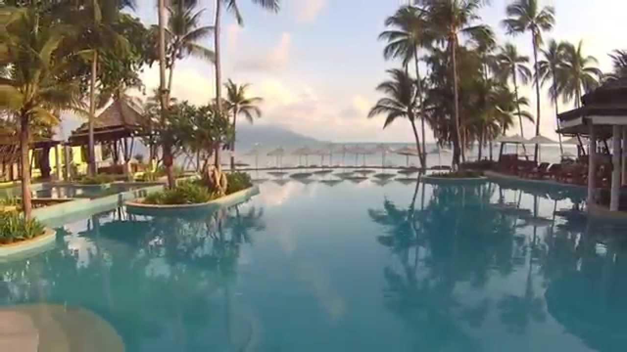 Melati beach resort spa koh samui 5 star beach resort youtube