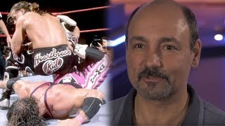 Jimmy Korderas speaks on Montreal Screwjob; Was it a Work? | Up Close