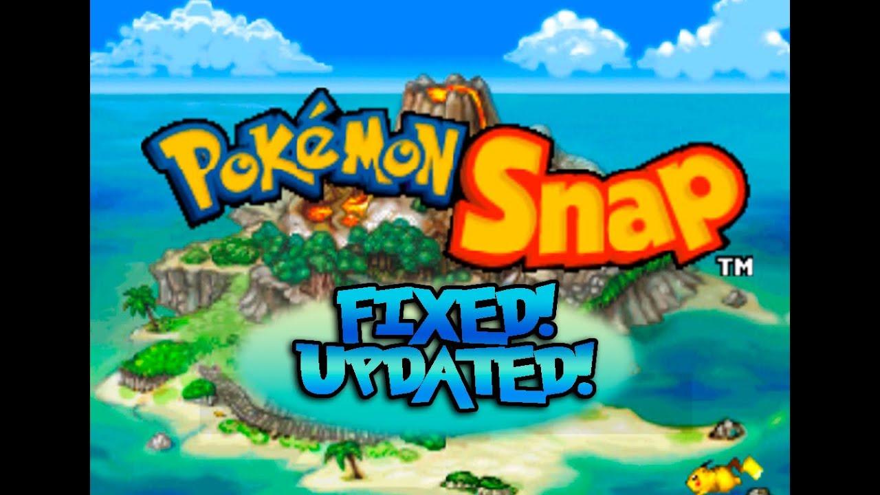 pokemon snap wad