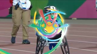 Team USA Sweeps Women's T-54 400m Final | Parapan American Games Lima 2019