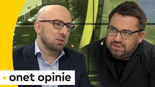 Łapiński o Andrzeju Dudzie: spotkania z ludźmi przysparzają mu popularności | Onet Opinie