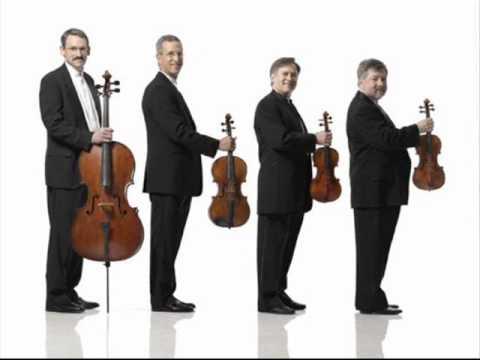 Orion String Quartet- Dvorak Quintet in Eb Major ii. Allegro vivo (Pinchas Zuckerman)