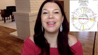 FULL MOON in Taurus Oct 24 Astrology Numerology Forecast - Destiny & Relationships