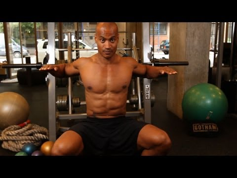 How to Do a Barbell Bench Press | Chest Workout