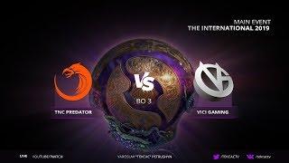 🔴 [TI9] Vici Gaming vs TNC | Bo3 | The International 2019 LIVE