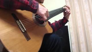 冬景色 (童謡・唱歌集) Classical Guitar