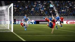 UEFA Euro 2012 Game Trailer