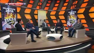 Talk und Tore mit Günter #Kreissl, Christoph #Freund, Gerhard #Weber und Jakob #Rosenberg