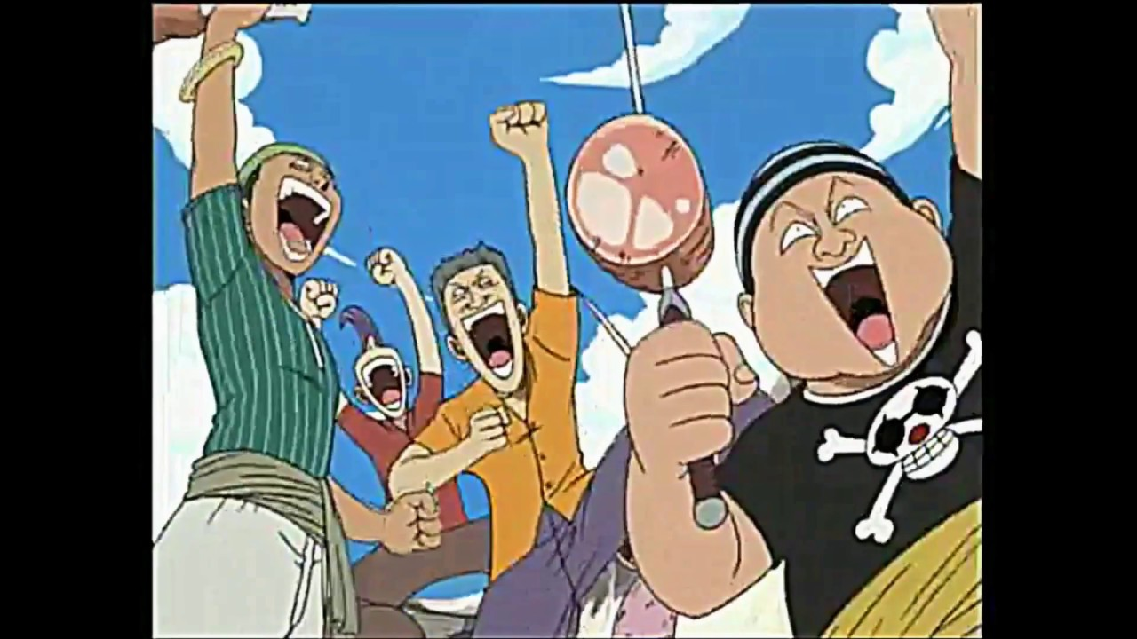 One Piece 4Kids You Can't Turn The Tide and Be A Pirate ...