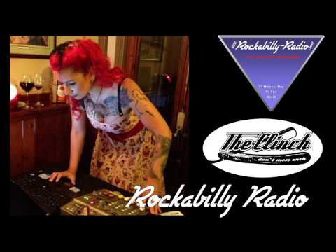 THE CLINCH LIVE ON ROCKABILLY RADIO