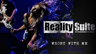 Смотреть клип Reality Suite - Wrong With Me