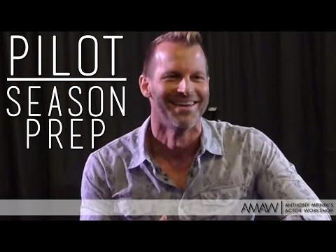 """Pilot Season Preparation"" - New York/Los Angeles/Sydney Acting Lesson: Anthony Meindl"