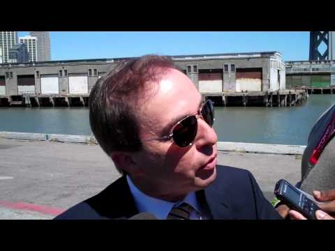 "Joe Lacob on whether Piers 30-32 is a ""poker play"""