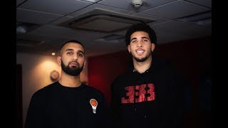 LiAngelo Ball talks: Lavar, Lakers, Lithuania, & More | 1on1 with Hoop Genius