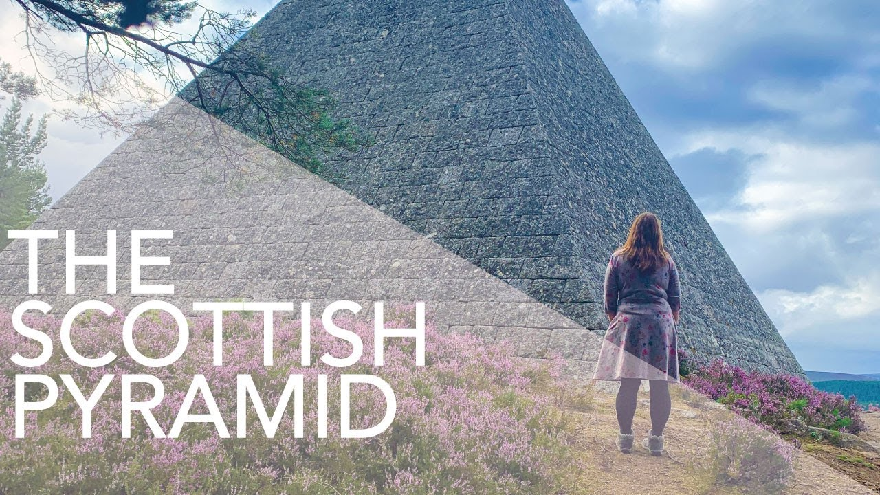 How to Find The Scottish Pyramid - YouTube