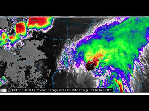 "#Superstorm to unleash ""MegaRain"" over SE Louisiana 