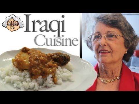 Iraqi cuisine - Semolina Kubba (Short version)